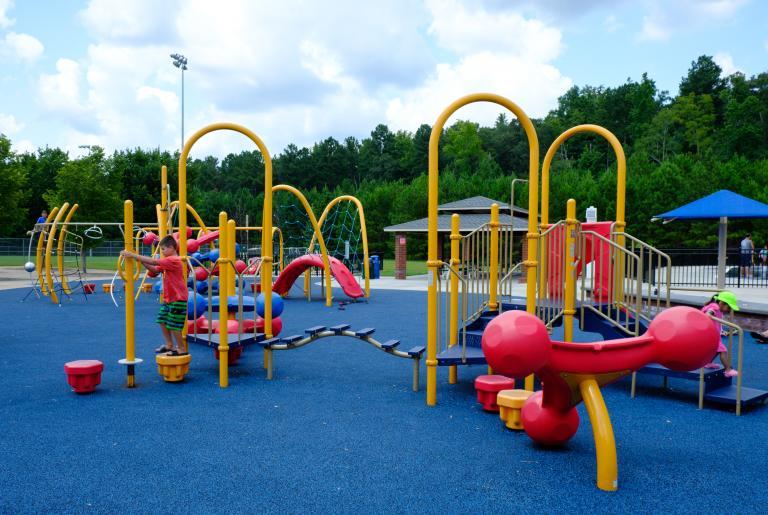Walker Park Playground