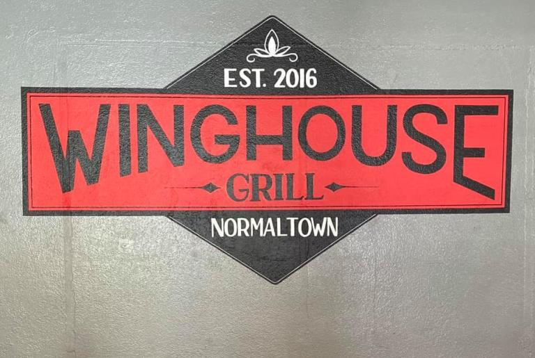 Winghouse Grill logo