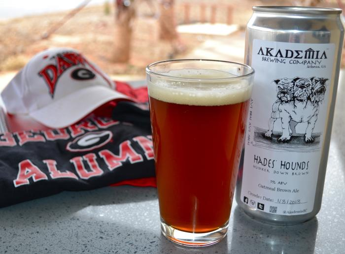 Akademia Brewing Beer