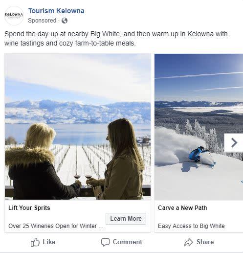 Photo of winter social
