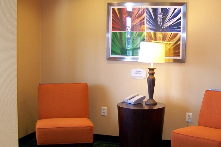 Fairfield Inn Lobby