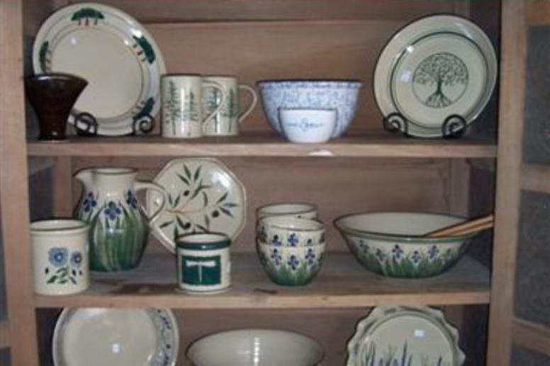 Strawtown Pottery