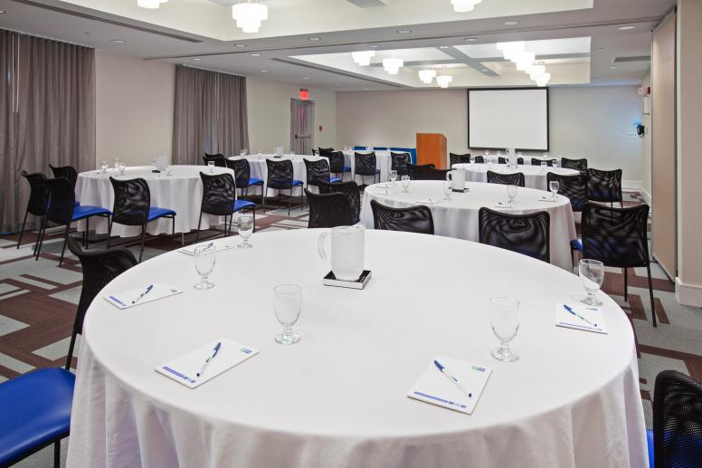 HIEX_Fishers_Meeting_Room_2 Holiday Inn Express Fishers