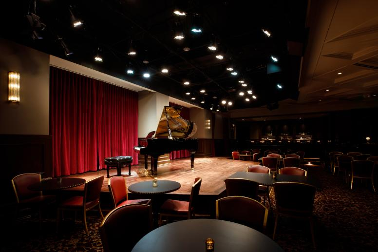 Feinsteins_Cabaret Hotel Carmichael