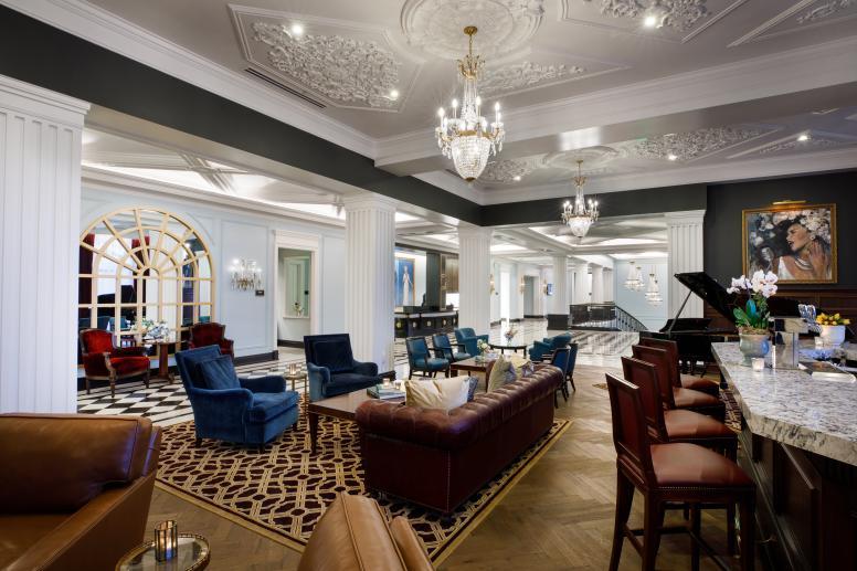 Carmichael Adagio_Lounge_Lobby_Interior_ADAGIO