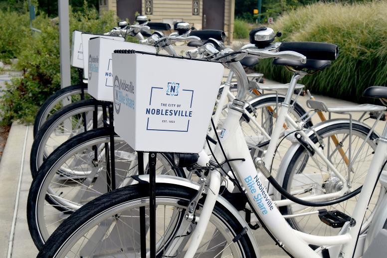 Noblesville Bike Share
