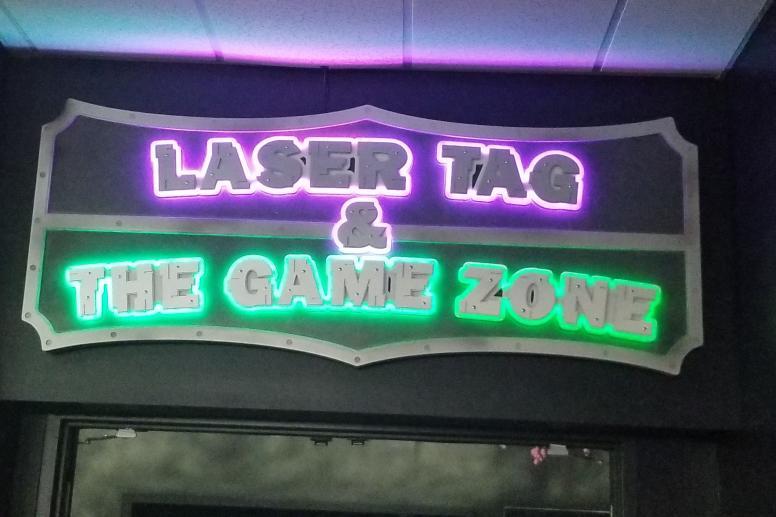 Three-Two-Fun Laser Tag