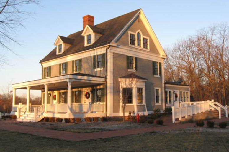 Ambassador House & Heritage Gardens