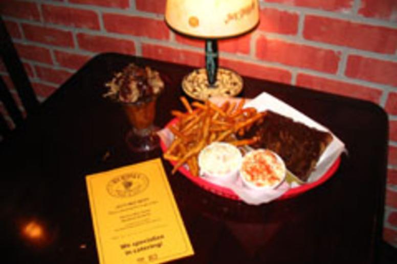 Big Hoffa's Smokehouse BBQ
