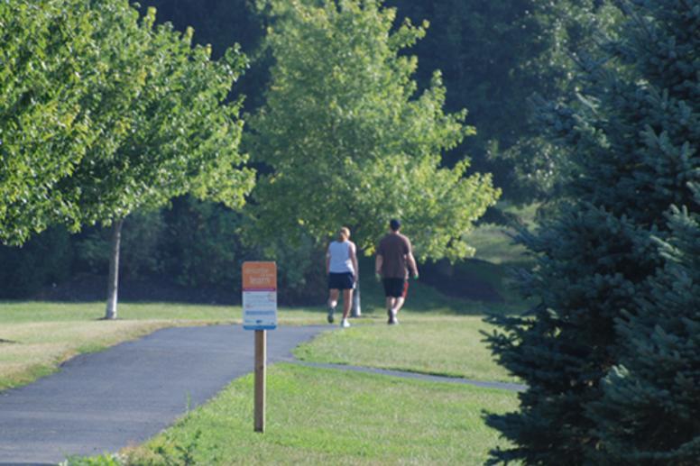 Brooks School Park Trail