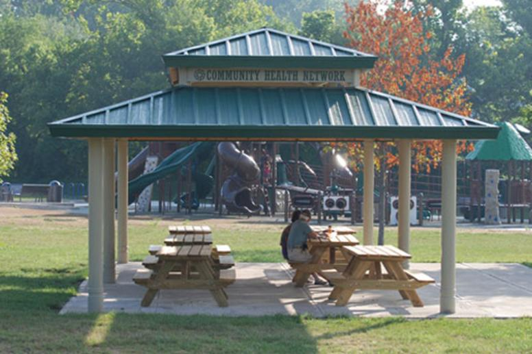 Brooks School Park Shelter