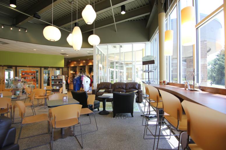 Capstone Coffee and Bookstore