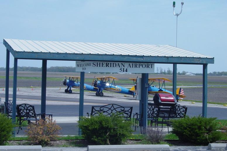 Sheridan Airport 1