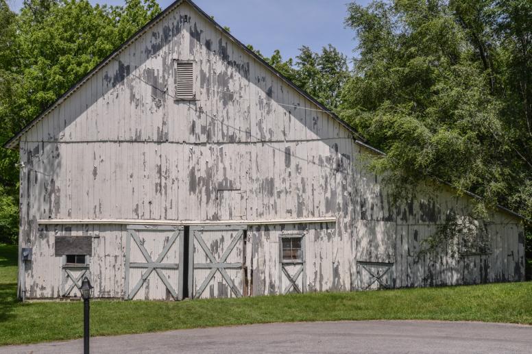 Prairie Guest House Barn