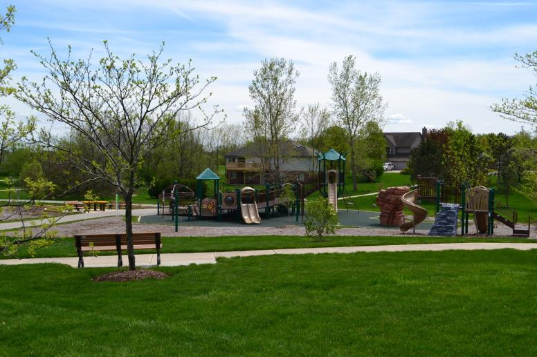 Freedom trail playground