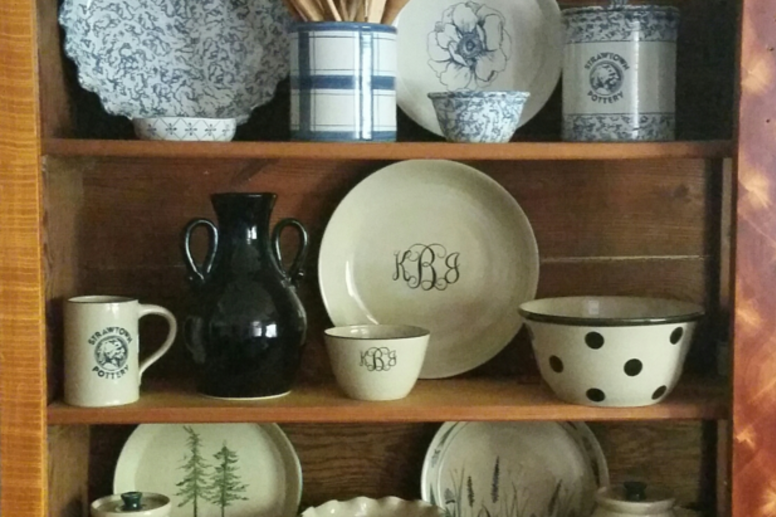 Strawtown Pottery & Antiques
