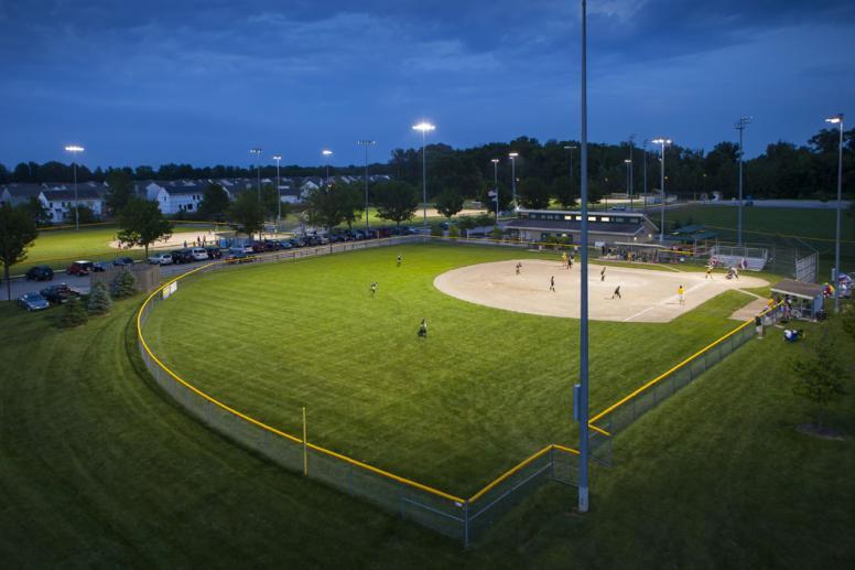 hse softball - olio fields