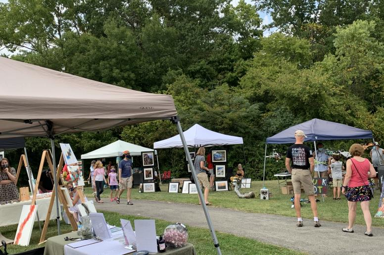 Fishers Arts Council - outdoors