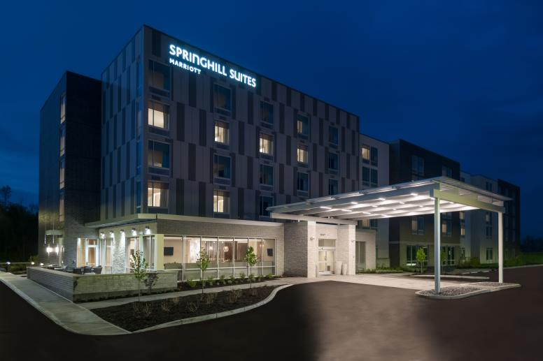 SpringHill Suites Indianapolis