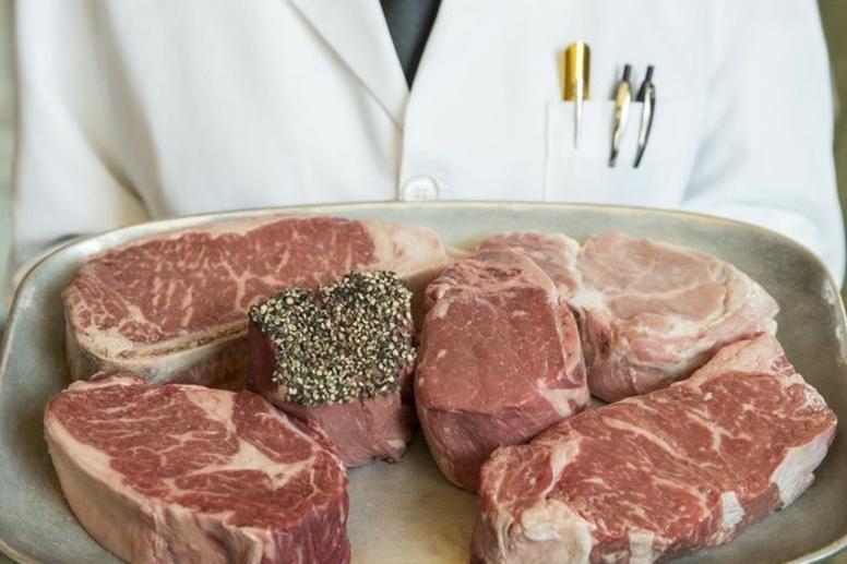 Meat Tray J. Hamman