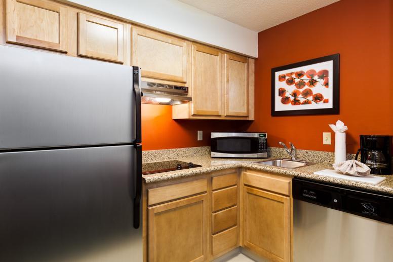 Residence Inn Kitchen