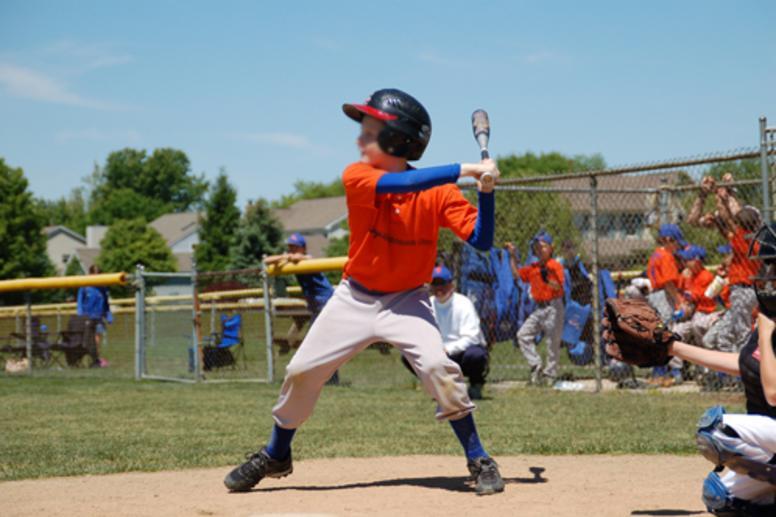 Roy G Holland baseball