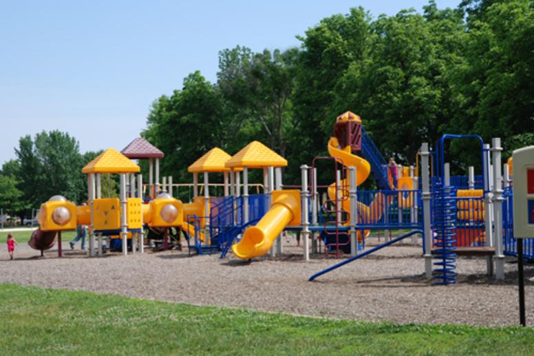 Roy G Holland playground