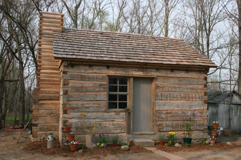 Sheridan Historical Society/Boxley Cabin