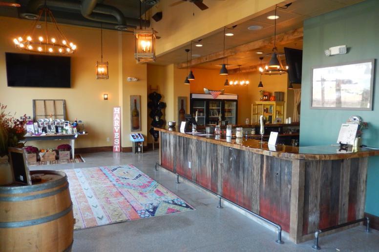 Sugar Creek Winery Tasting Bar