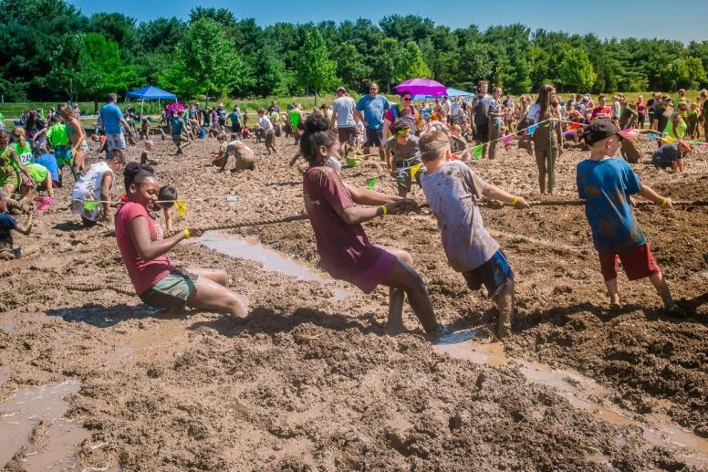 Cyntheanne Park Mud Day