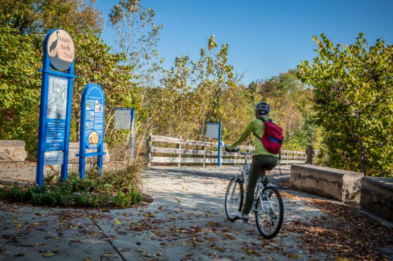 Hagan-Burke Trail