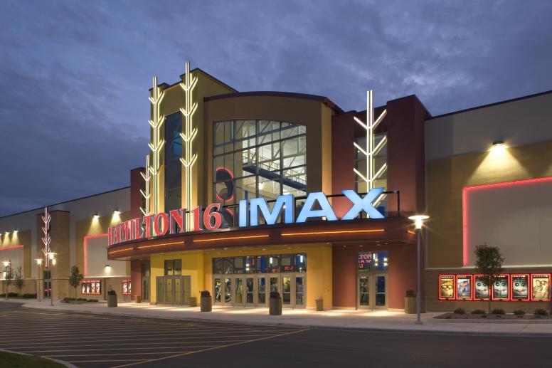 Hamilton 16 IMAX