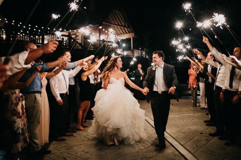 Weddings at Balmoral House