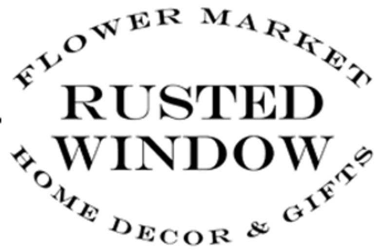 Rusted Window