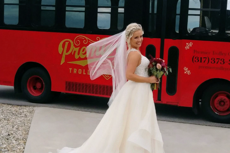 Premier Trolley Company Bride