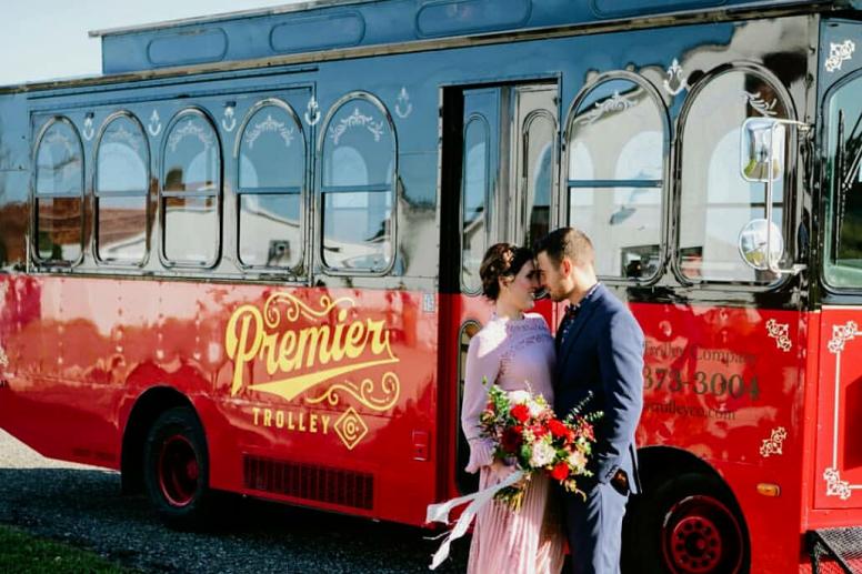Premier Trolley Company Prom