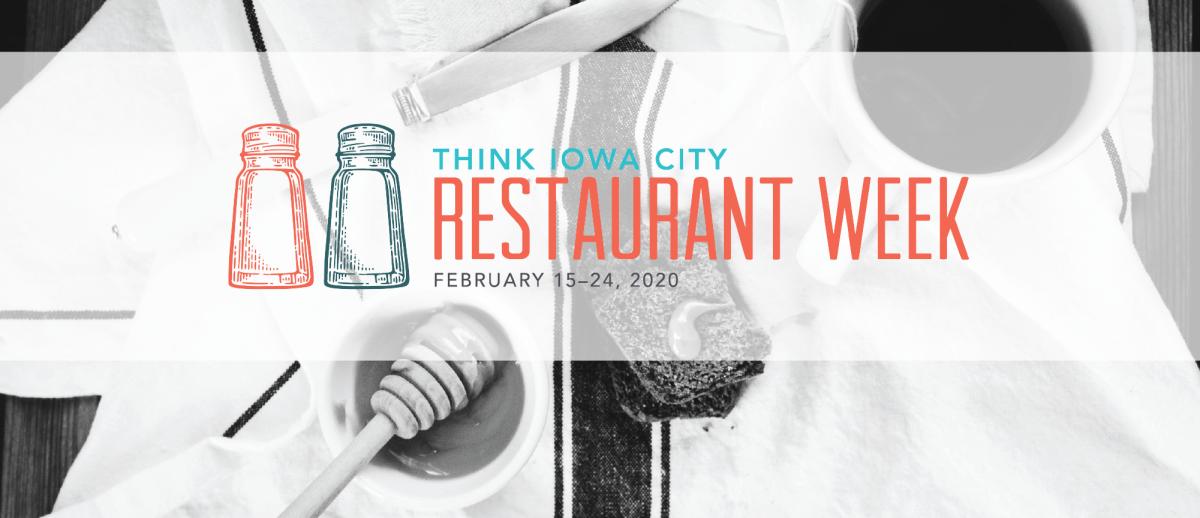Restaurant Week Image