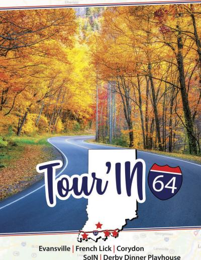 Cover Tour IN 64 Guide