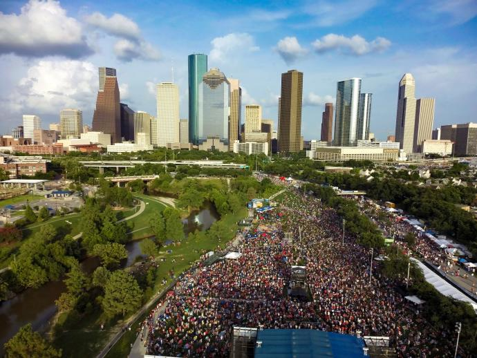 Houston July 4th Events | Find Fireworks, Concerts, Parades