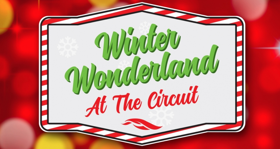 Winter Wonderland at Circuit of The Americas in austin texas
