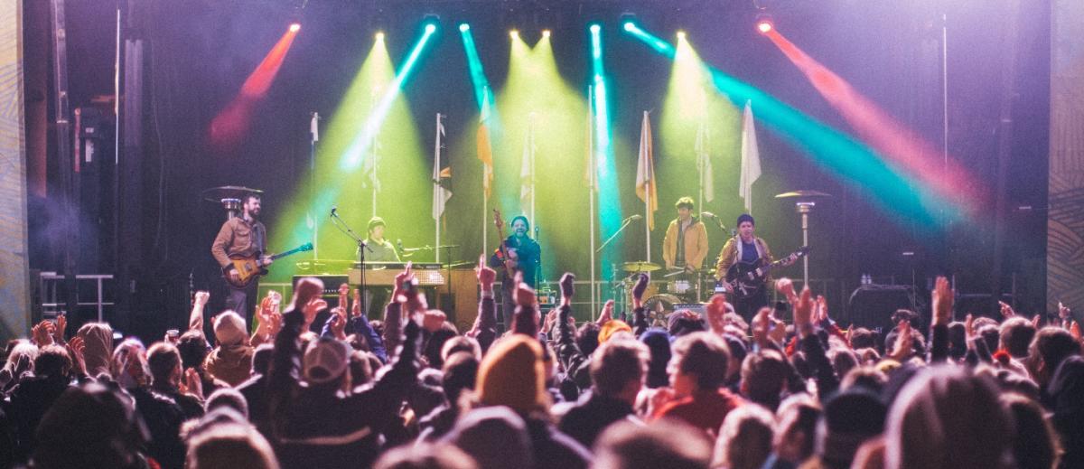 Rhythm N' Blooms Music Festival