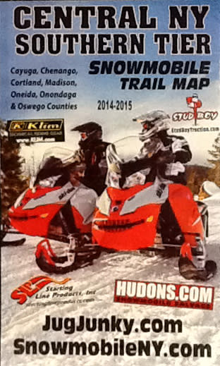 2014 snowmobile trail maps