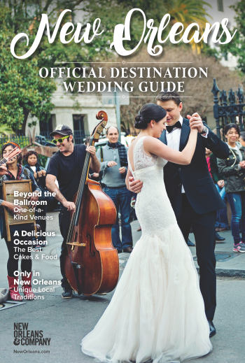 New Orleans Destination Wedding Guide Cover 2019