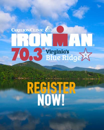 IRONMAN Virginia's Blue Ridge - Registration
