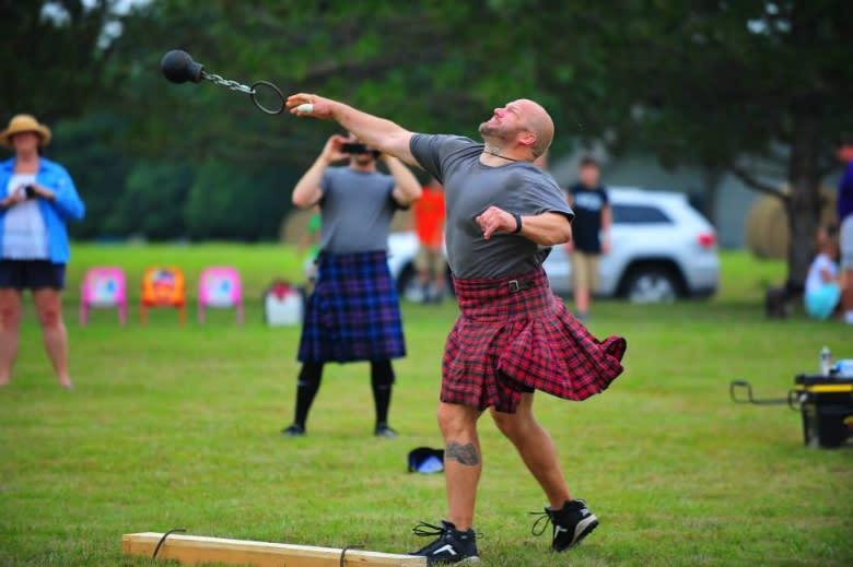 highland strongman