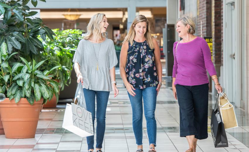 eastview-mall-victor-women-shopping