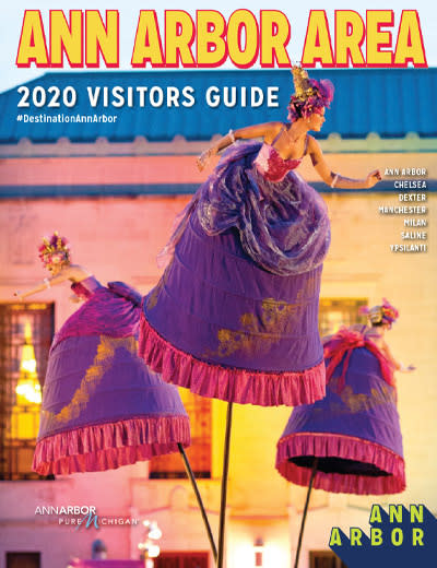 Ann Arbor Area Visitor Guide 2020