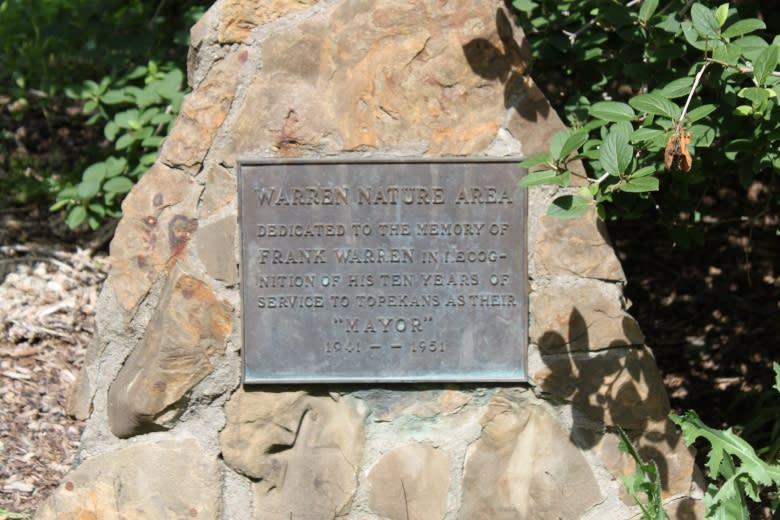 Warren Nature Area