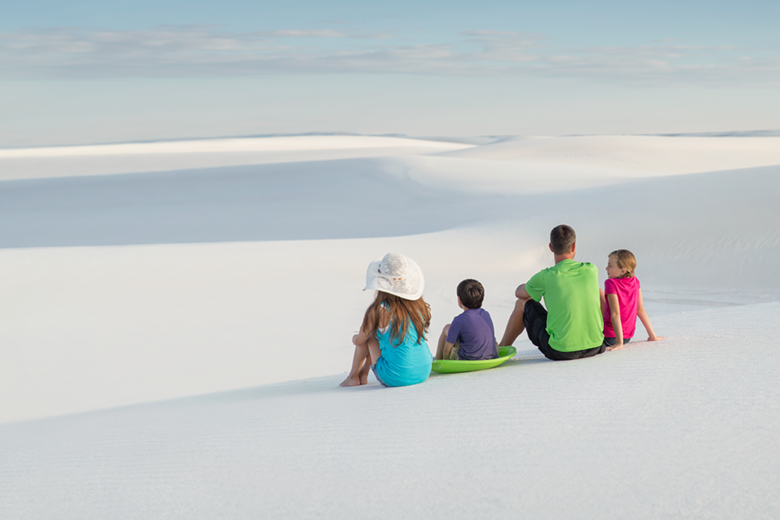 White Sands Family
