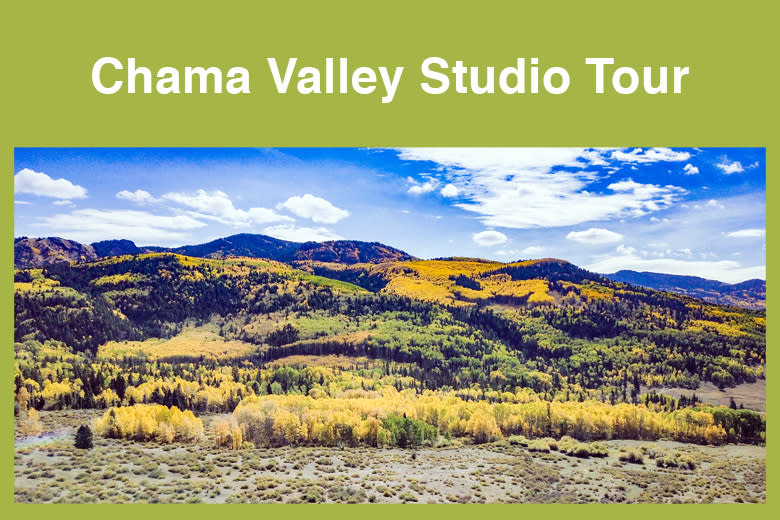 Chama Valley Studio Tour